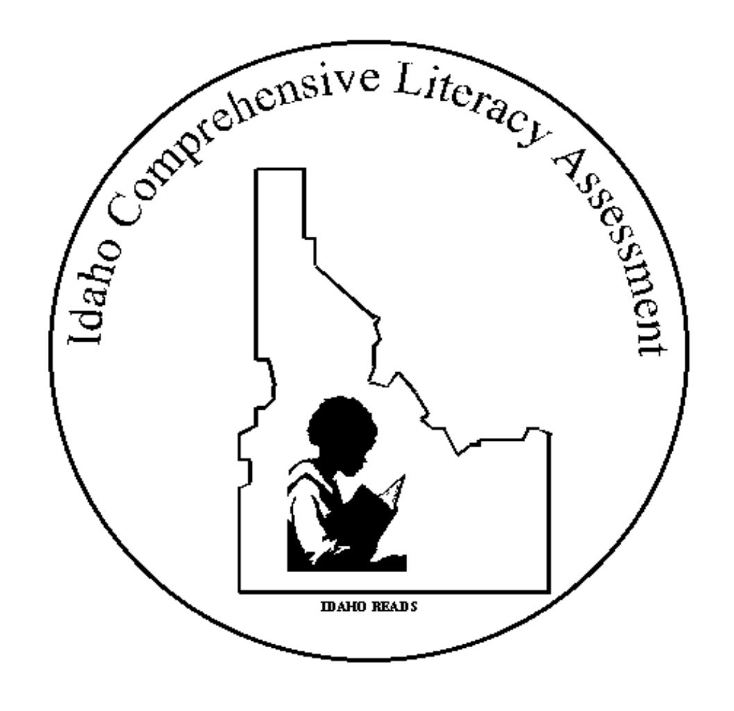 Read. Write. Sparkle. Coffee: Idaho Comprehensive Literacy