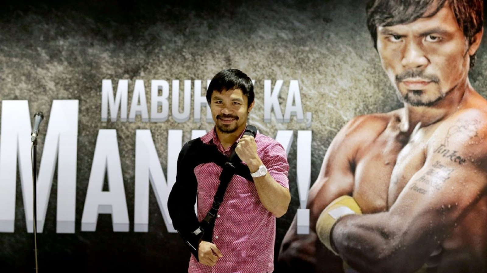 MANNY PACQUIAO 5