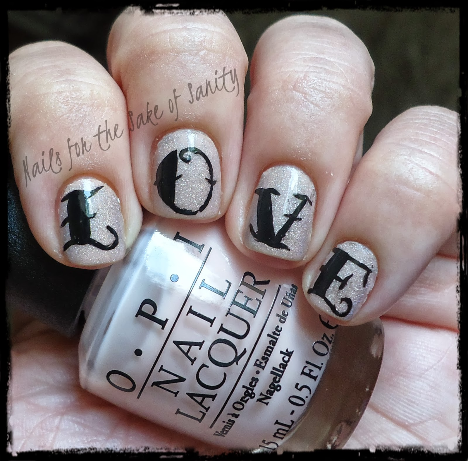 October Nail Artist of the Month - Nails for the Sake of Sanity ...