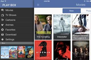 Playbox iPad