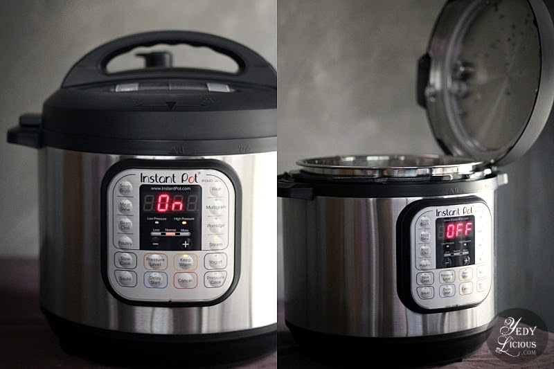 Instant Pot Philippines Review, Instant Pot Now in the Philippines, Instant Pot Philippines, Price, Where To Buy, Instant Pot Duo 6QT 7-in-1, Instant Pot Recipes, Instant Pot Pressure Cooker, Instant Pot Smart Electric Pressure Cooker, Instant Pot Pressure Cooker, Slow Cooker, Rice Cooker, Steam, Sauté/Searing, Yogurt Maker & Warmer, Instant Pot Duo Series, Best Pressure Cooker Manila Philippines, Best Multi-Cooker, Best Slow Cooker, Manila Philippines, Instant Pot Review, YedyLicious Manila Food Blog Yedy Calaguas Food Stylist Photographer,