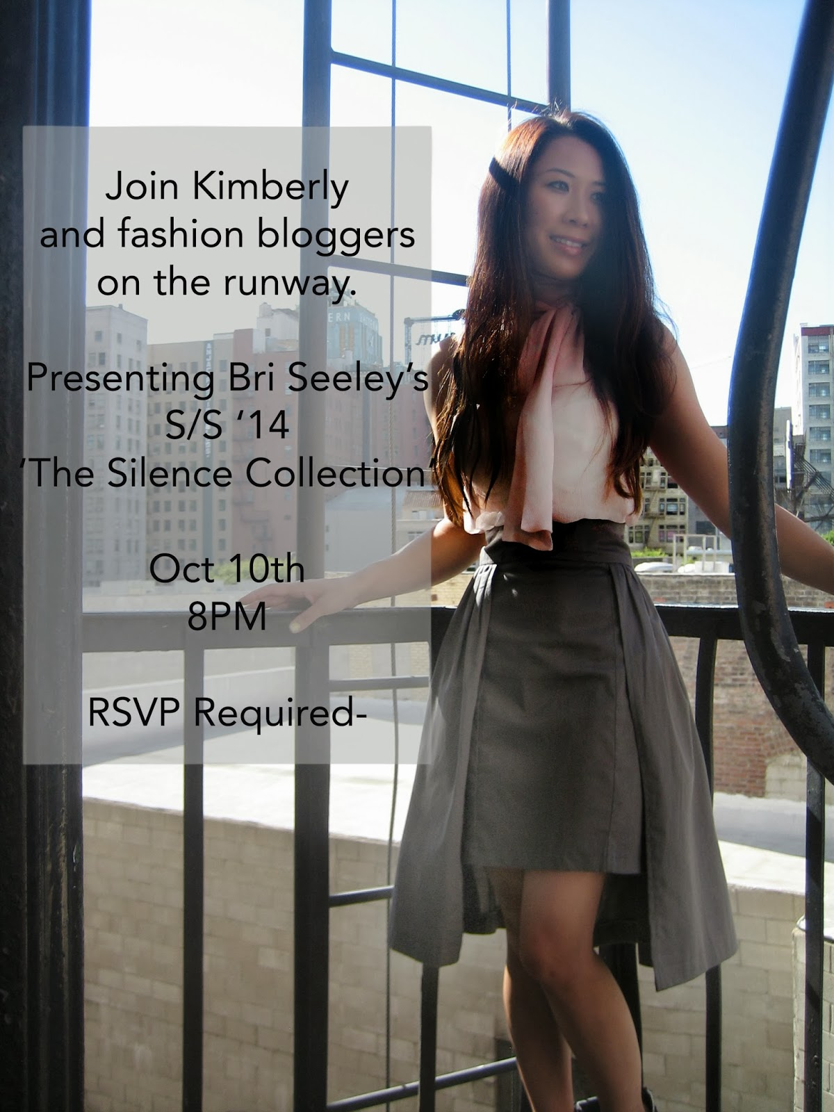 9d28d9627edc According To Kimberly... // An Orange County Life + Style Blog : You're  Invited :: Bri Seeley's 10.10 Fashion Show