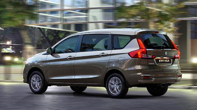 Mewahnya mobil Suzuki Ertiga