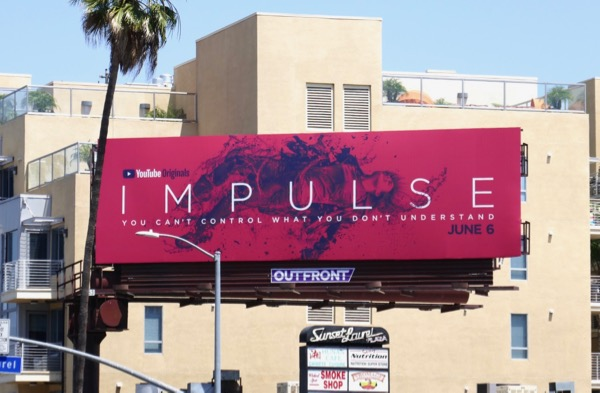 Impulse TV series billboard