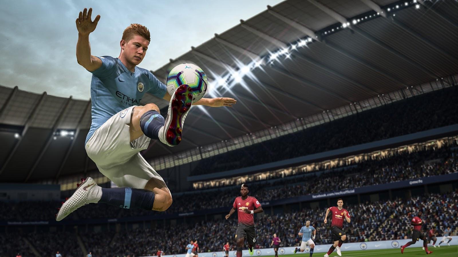 FIFA 19 PC ESPAÑOL (CPY) 4