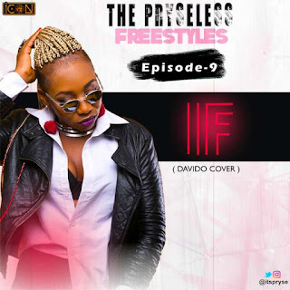 [MUSIC] PRYSE - IF (DAVIDO COVER)