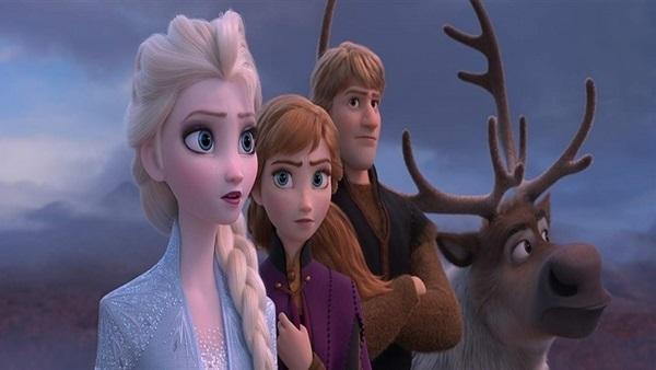 إيرادات أفلام هوليود مع تصدر فيلم Frozen II