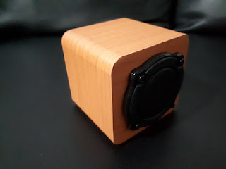 Speaker Bluetooth Woody Vivo V9 Bluetooth Speaker Gift Box Original Sisa Stok