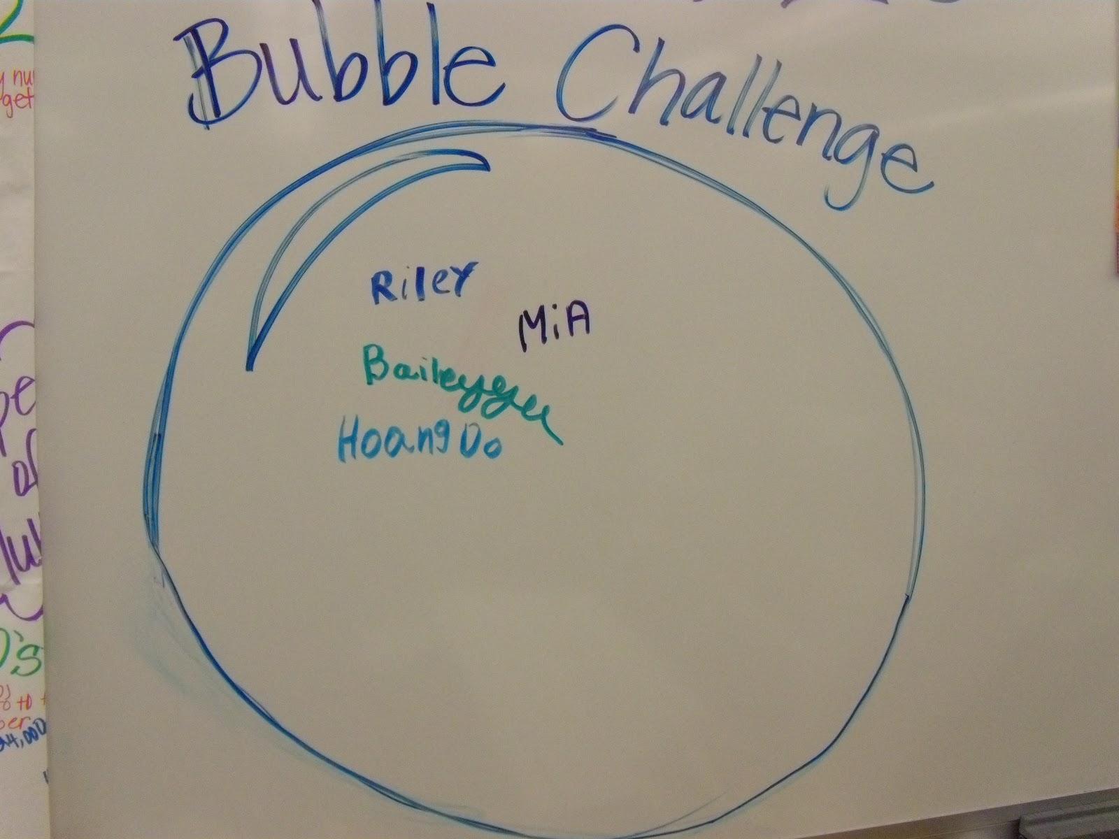 Chickadee Jubilee Bubbles And Self Control