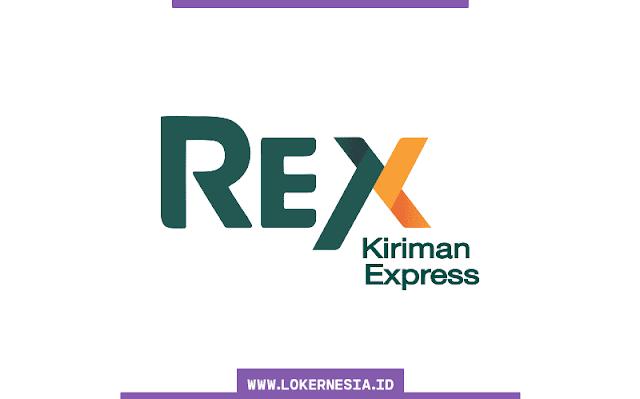 Lowongan Kerja REX Kiriman Express April 2021