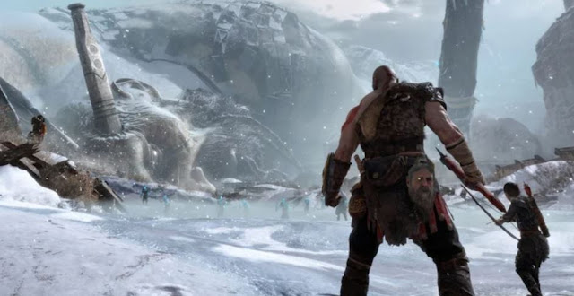 Stories that can be presented in God of War 2