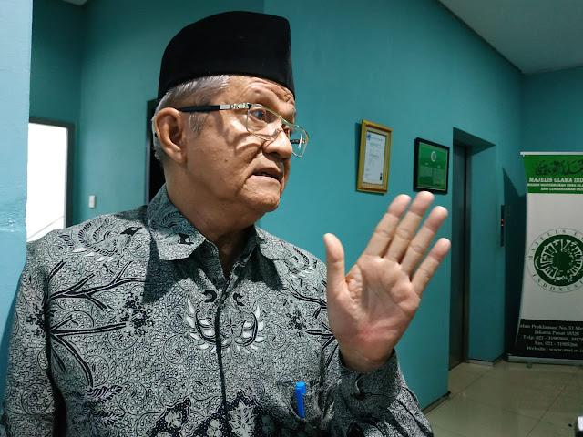 MUI: Allah Murka Jika Muslim Ucap Salam dan Doa Agama Lain