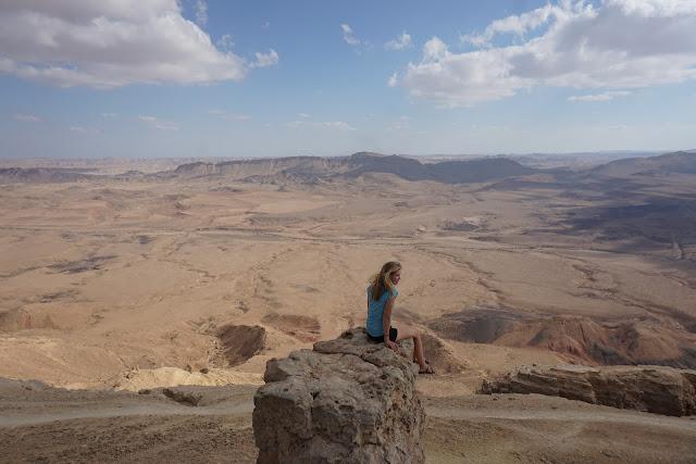 הר גמל,מצפה רמון