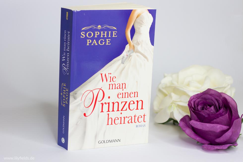 Wie man einen Prinzen heiratet von Sophie Page