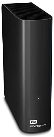 Review WD 12TB Elements Desktop External Hard Drive