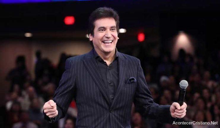 Dante Gebel candidato a presidente de Argentina