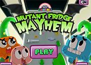 Gumball Mutant Fridge Mayhem