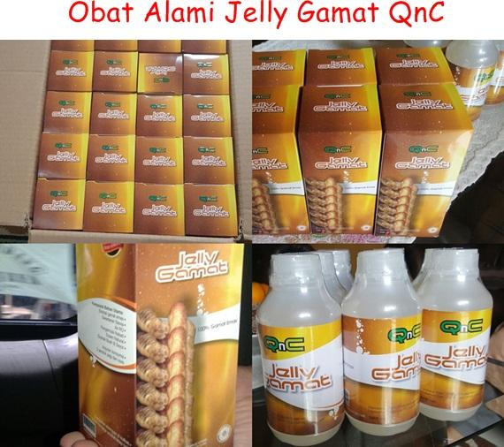 Obat Jelly Gamat QnC Ekstrak Teripang