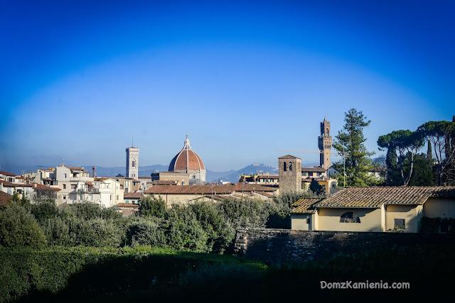 Spacer po Florencji z Domem z Kamienia