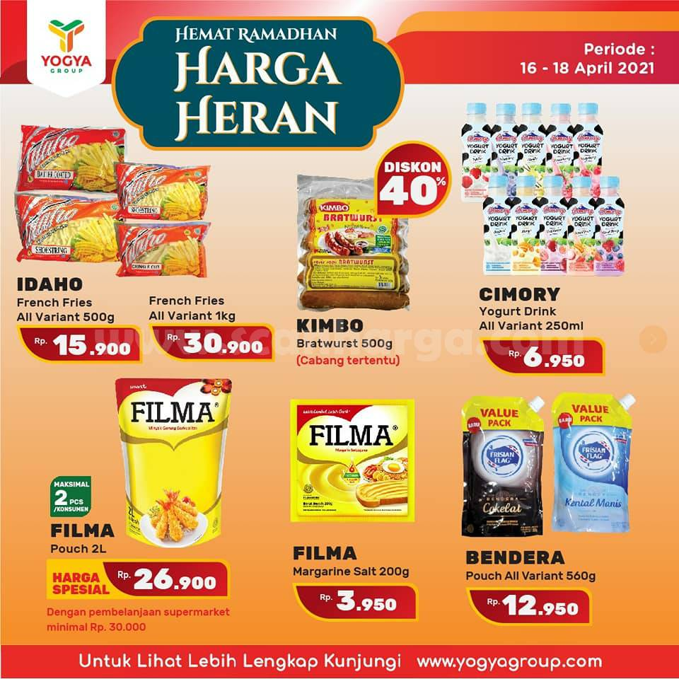 Katalog Promo Toserba Yogya Weekend 16 - 18 April 2021 4