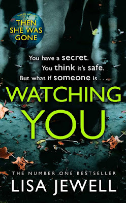 Watching You by Lisa Jewell