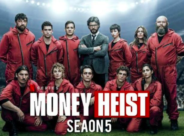 Money Heist 5 Review