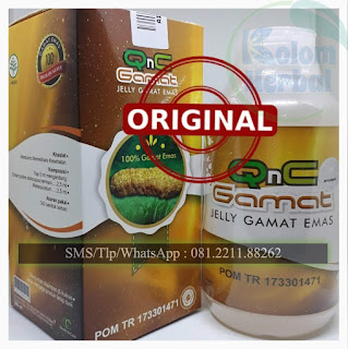 Kolom Herbal - Agen QnC Jelly Gamat