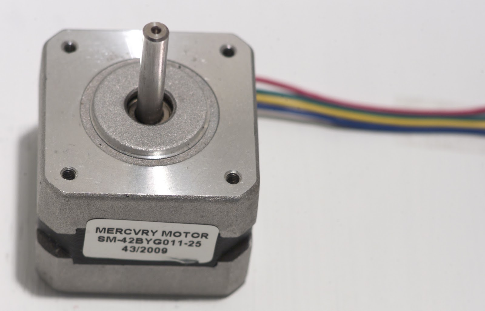 Circuit For Bipolar Stepper Motor