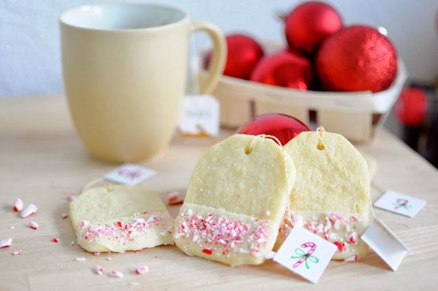 Чайные пакетики с белым шоколадом: оригинальные печенья и вкусный подарок