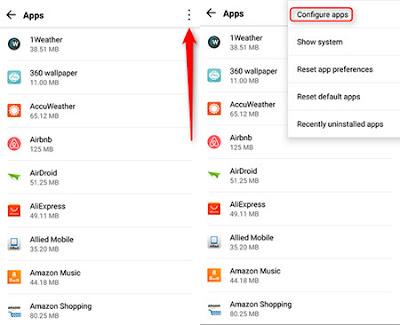screen overlay detected - configure aplikasi