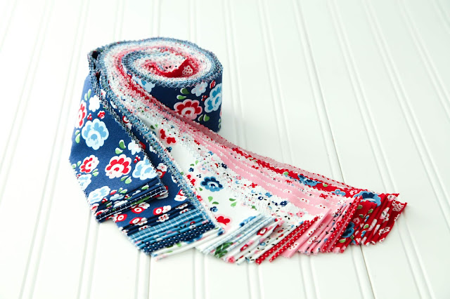 Shortcake Fabric by Heidi Staples of Fabric Mutt for Riley Blake Designs