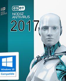 2017 Eset Nod32 Antivirus 2017