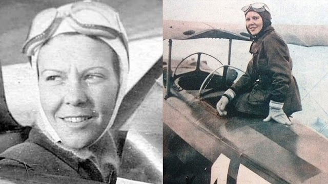 Dünyanın İlk Kadın Savaş Pilotu: Sabiha GÖKÇEN