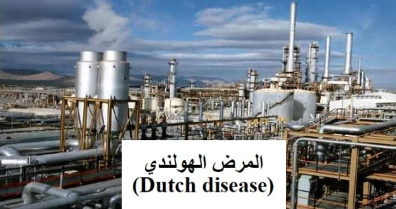 ما هي ظاهرة المرض الهولندي؟