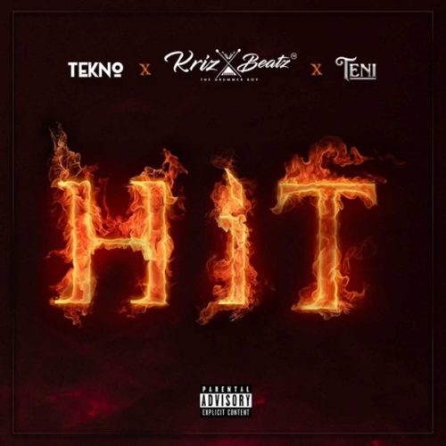 [MUSIC] Tekno ft Teni x Krizbeatz – Hit