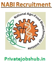NABI Recruitment