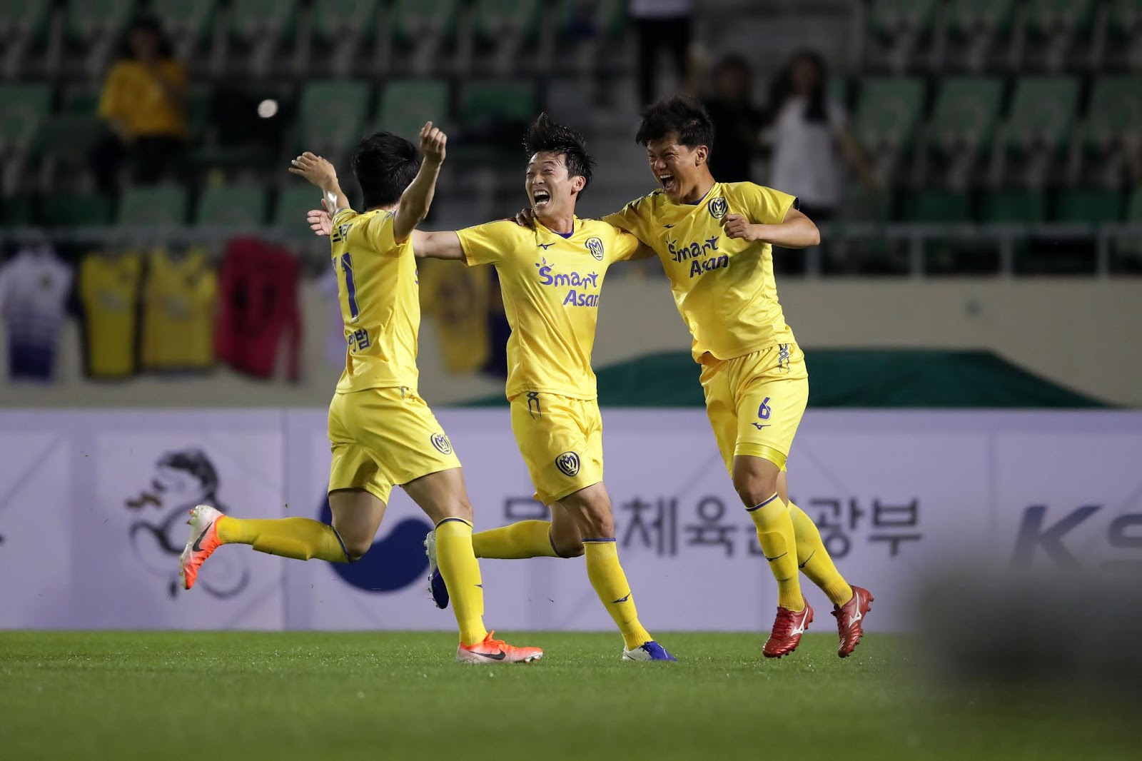 Preview: Asan Mugunghwa vs Jeonnam Dragons K League 2 Round 18