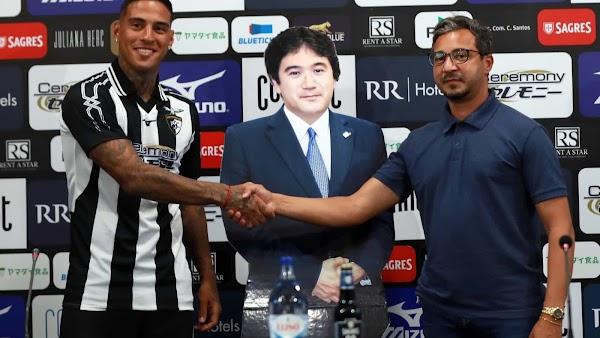 Oficial: Portimonense, firma Carlinhos
