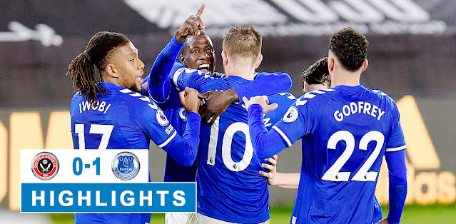 Sheffield United vs Everton – Highlights