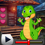 G4K Cute Crocodile Rescue…