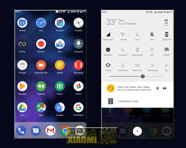 Download MIUI Theme Android Oreo Pro Final (Open Source) Update For Xiaomi