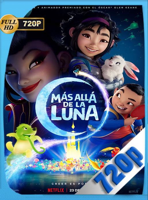 Más Allá de la Luna 2020 HD 720p Latino [Google Drive] Tomyly