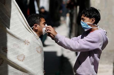موجة ثانية من الجائحة تضرب الأراضي الفلسطينية
