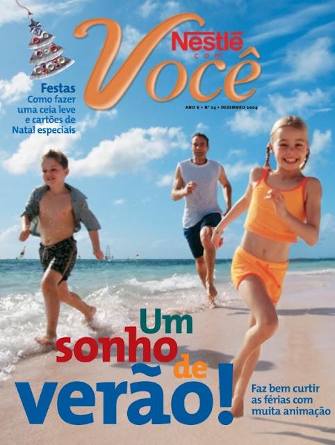Receitas - Um Sonho de Verão - Nestlé
