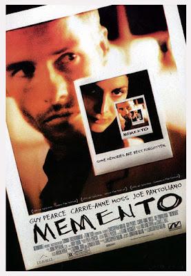 Póster Película Memento