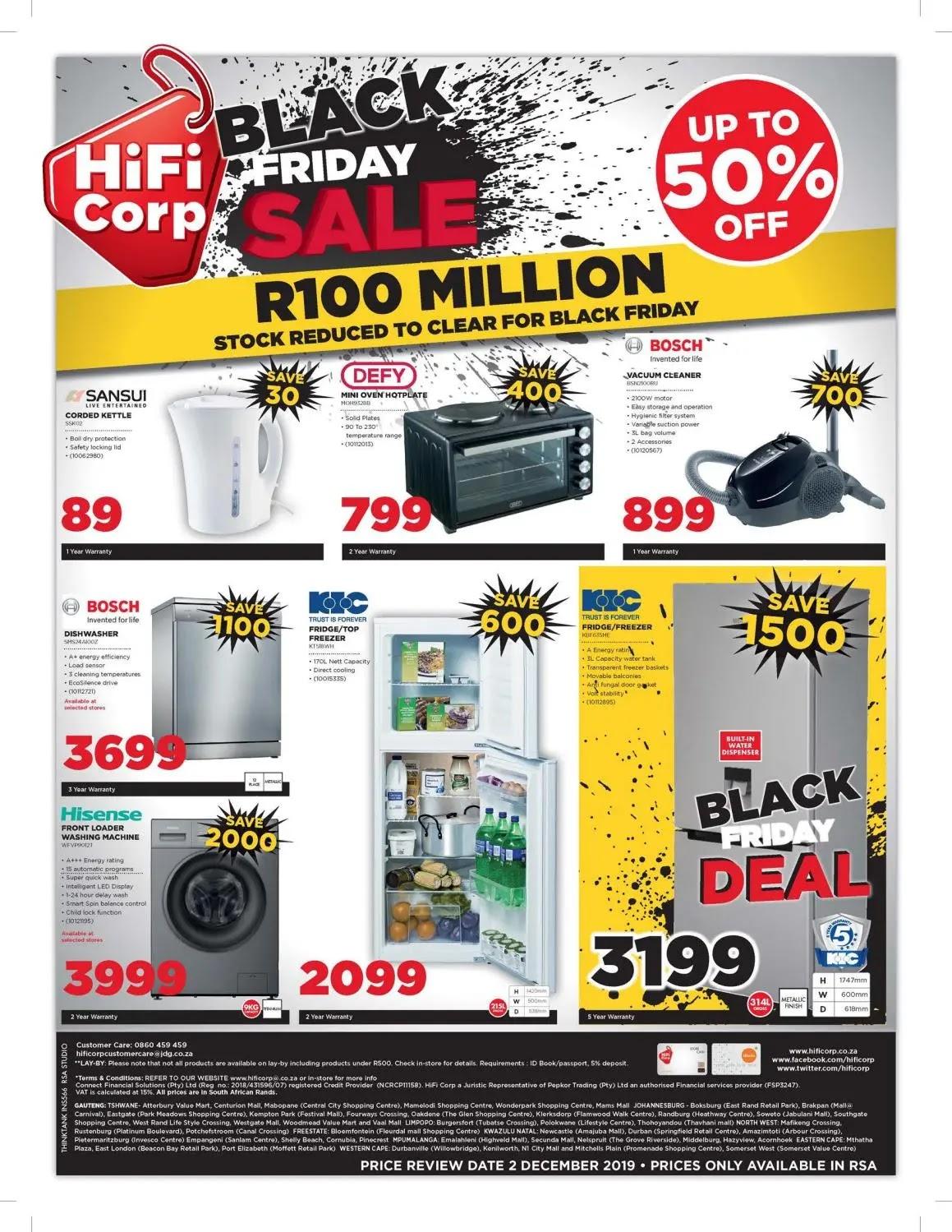 HiFi Corporation Black Friday Deals  Page 12