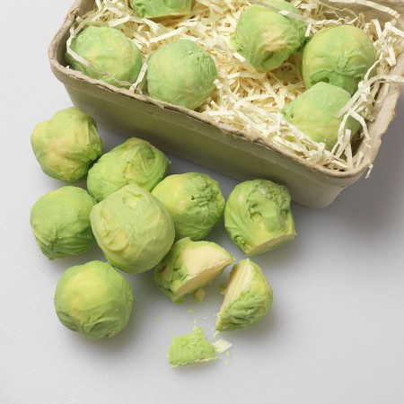 Choc on Choc Brussel Sprouts