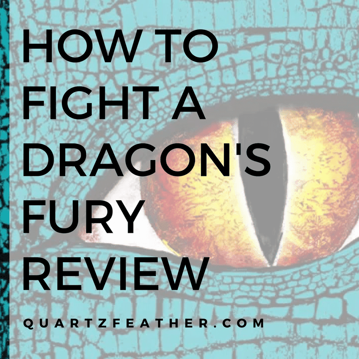 How to Fight a Dragon's Fury by Cressida Cowell Review