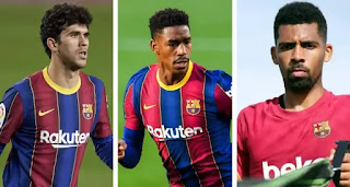 Alena, Firpo and Matheus Fernandes all linked with January exits