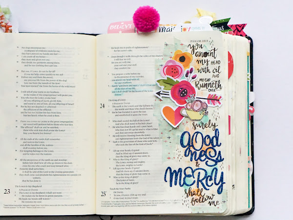 Citrus Twist Kits : Bible Journaling